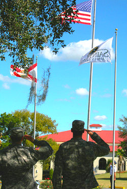 military-friendly college