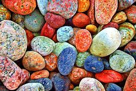 gratitude pebbles