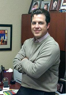 Scott Watkins.Saint Leo University