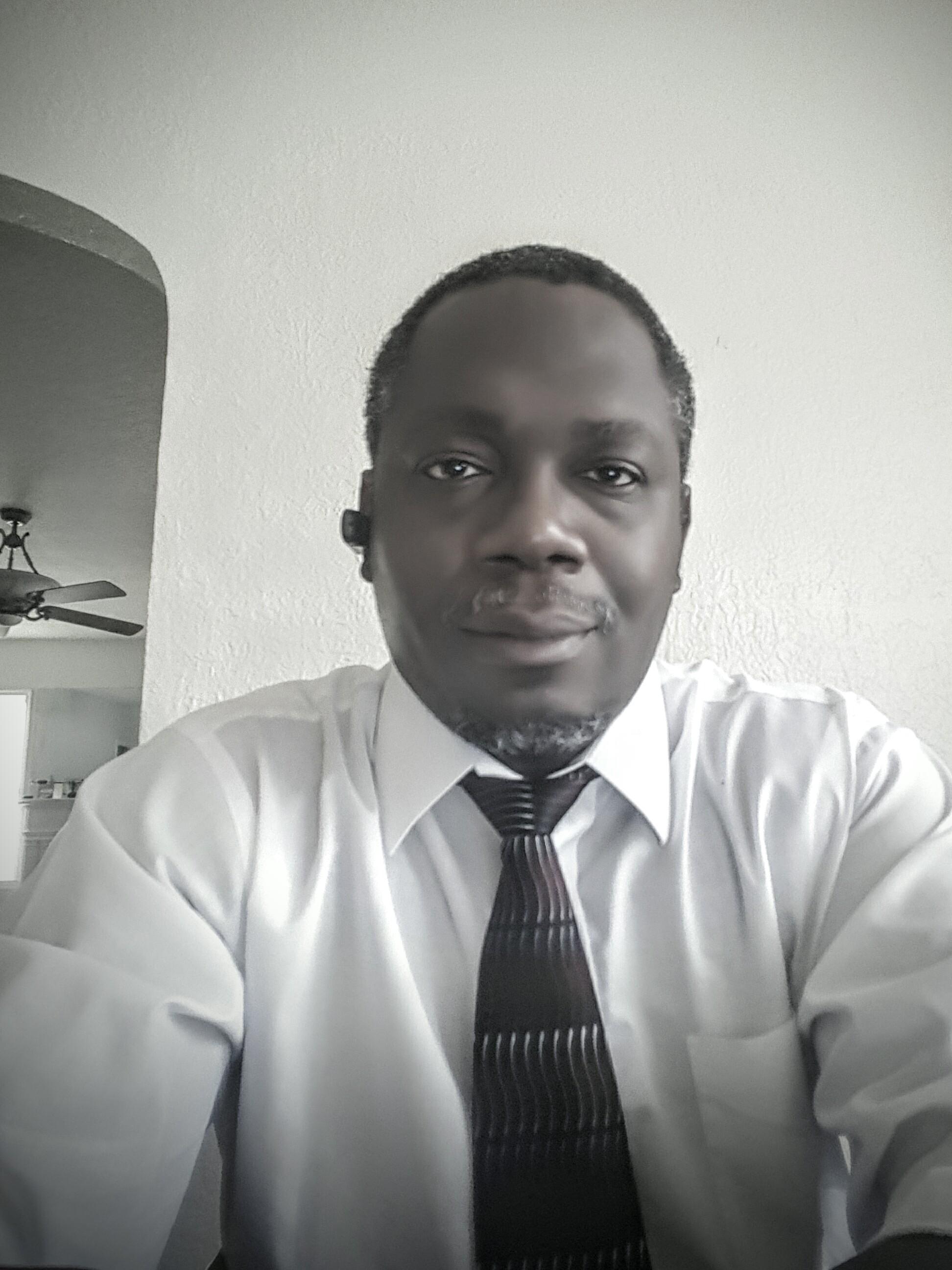 Baba Croom, a Saint Leo University student