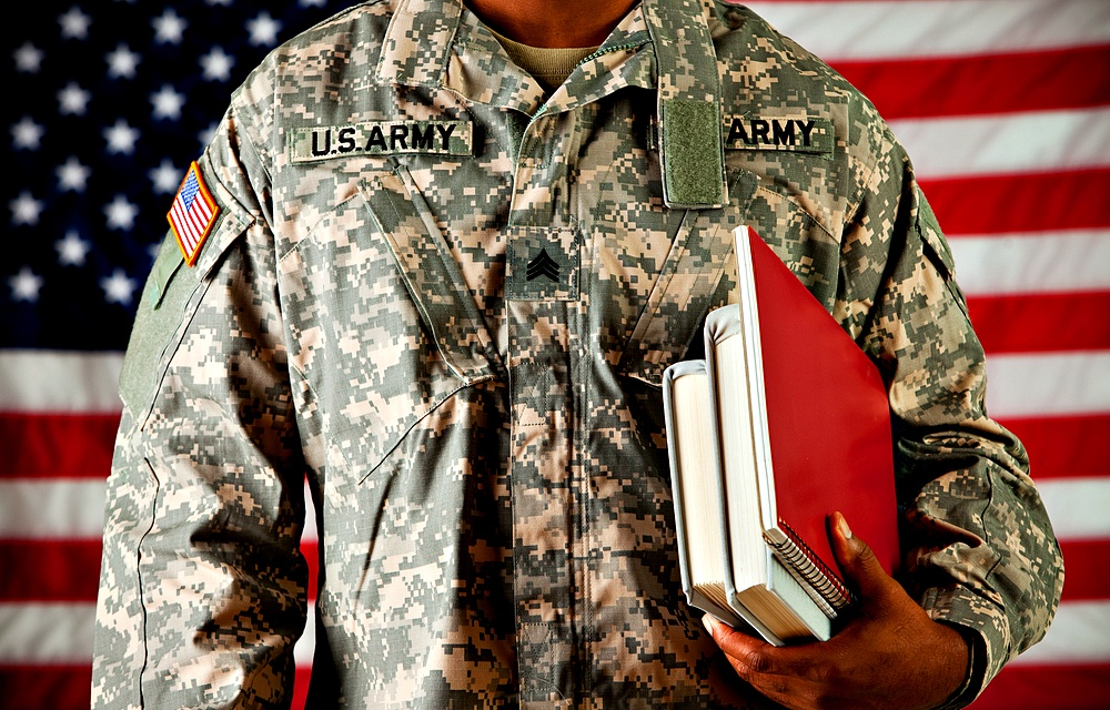 5 Private Scholarships For Military Veterans