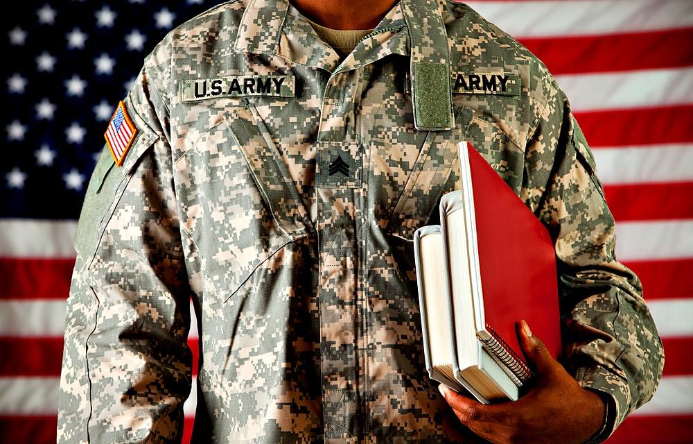 5 Private Scholarships For Military Veterans